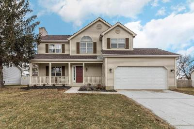Single Family Home For Sale: 425 Lachance Court