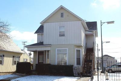 Lancaster Multi Family Home Contingent Finance And Inspect: 144 W Mulberry Street