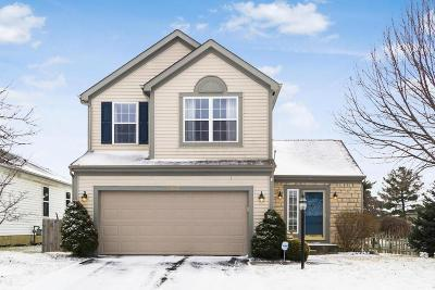 Grove City Single Family Home Contingent Finance And Inspect: 2002 Winding Hollow Drive