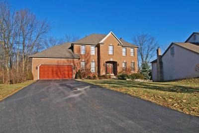 Dublin Single Family Home Contingent Finance And Inspect: 4820 Calloway Court