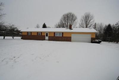 Marysville Single Family Home Contingent Finance And Inspect: 19805 Parrott Boulevard