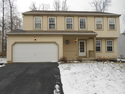 Single Family Home For Sale: 208 Kettering Bend