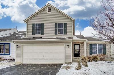Grove City Single Family Home Contingent Finance And Inspect: 4524 Dungannon Drive