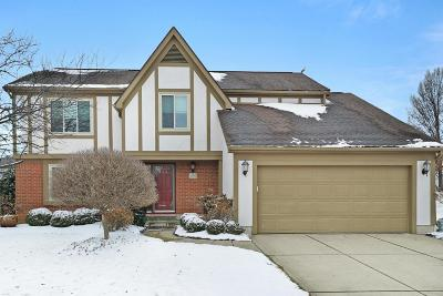 Gahanna Single Family Home Sold: 1065 Arcaro Court
