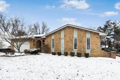 Worthington Single Family Home Contingent Finance And Inspect: 222 Greenglade Avenue