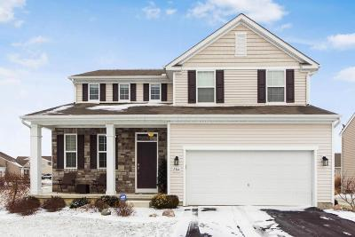 Grove City Single Family Home Contingent Finance And Inspect: 2364 Angelfire Drive