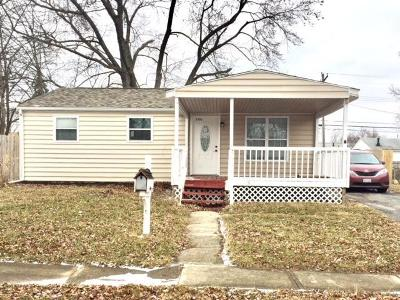 Columbus Single Family Home For Sale: 3776 Ardath Road