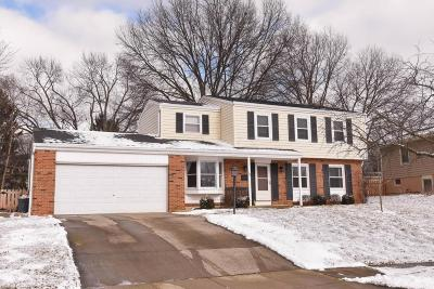 Westerville Single Family Home Contingent Finance And Inspect: 180 Fairdale Avenue