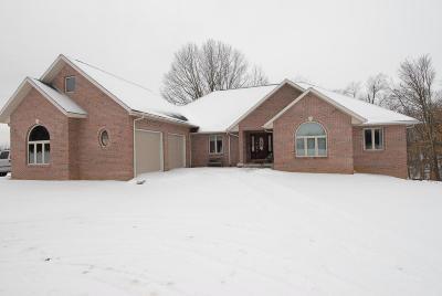 Newark Single Family Home For Sale: 405 Hankinson Lane