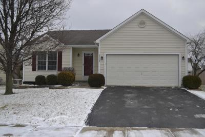 Grove City Single Family Home Contingent Finance And Inspect: 2114 Santuomo Avenue