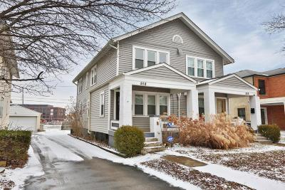 Columbus Multi Family Home Contingent Finance And Inspect: 936-938 Northwest Boulevard