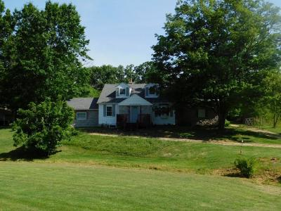 Powell Single Family Home For Sale: 7300 Cook Road