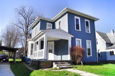 Union County Single Family Home For Sale: 245 W 3rd Street