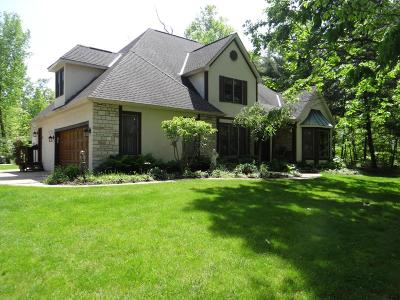 Reynoldsburg Single Family Home Contingent Finance And Inspect: 8035 Palmer Road SW