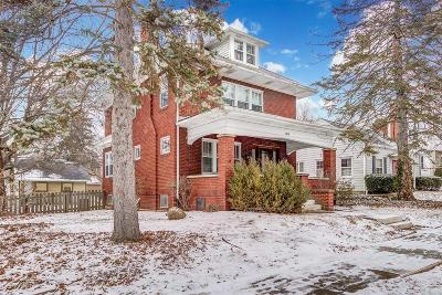 Clintonville Single Family Home Contingent Finance And Inspect: 128 Richards Road