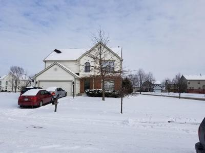 Pickerington Single Family Home Sold: 190 England Street