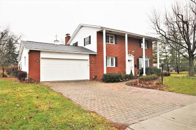 Upper Arlington Single Family Home Contingent Finance And Inspect: 1581 Ridgeview Road