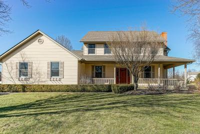 Canal Winchester Single Family Home Contingent Finance And Inspect: 7758 Cumberland