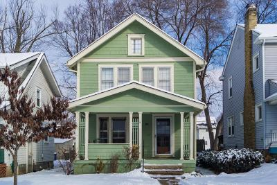Clintonville Single Family Home Contingent Finance And Inspect: 86 W California Avenue