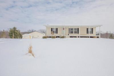 Marengo Single Family Home Contingent Finance And Inspect: 2645 County Road 26