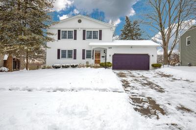 Westerville Single Family Home Contingent Finance And Inspect: 359 Oak Hill Drive