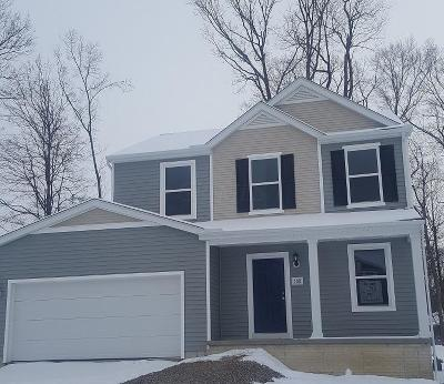 Reynoldsburg Single Family Home Contingent Finance And Inspect: 188 Long Cay Lane
