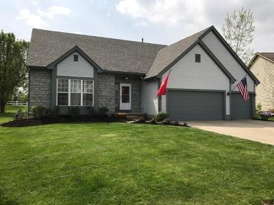 Grove City Single Family Home Contingent Finance And Inspect: 1432 Great Hunter Drive