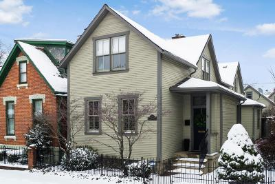 Columbus Single Family Home For Sale: 760 S 6th Street