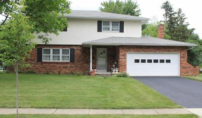 Columbus Single Family Home For Sale: 4410 Norwell Drive