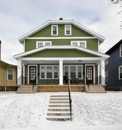 Clintonville Multi Family Home Contingent Finance And Inspect: 158 W Weber Road #60