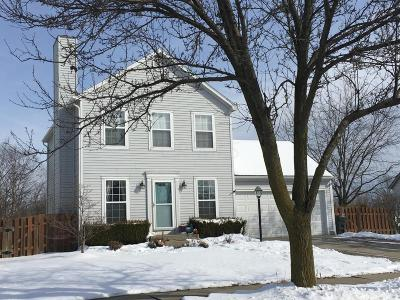 Hilliard Single Family Home Contingent Finance And Inspect: 3434 Darby Glen Boulevard