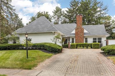 Columbus Single Family Home Contingent Finance And Inspect: 3580 Hythe Court