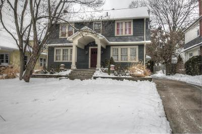 Clintonville Single Family Home Contingent Finance And Inspect: 188 Winthrop Road