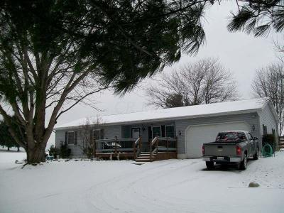 Lancaster Single Family Home Contingent Finance And Inspect: 2995 Election House Road NW