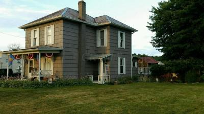 Utica Single Family Home Contingent Finance And Inspect: 634 N High Street