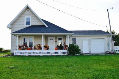 Union County Single Family Home For Sale: 26711 State Route 739