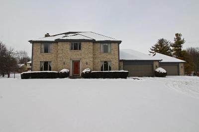 Dublin Single Family Home Contingent Finance And Inspect: 5321 Dublin Road