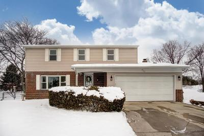 Gahanna Single Family Home Sold: 750 Hager Court
