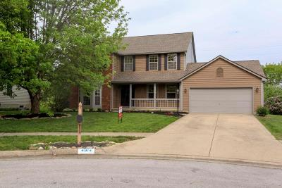Hilliard Single Family Home For Sale: 4914 Britton Farms Court