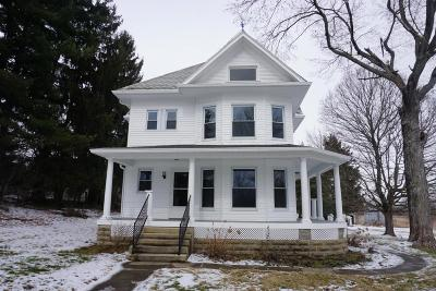 Lancaster Single Family Home Contingent Finance And Inspect: 4688 Wilson Road NW
