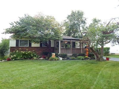 Hilliard Single Family Home Contingent Finance And Inspect: 3550 Jill Lane
