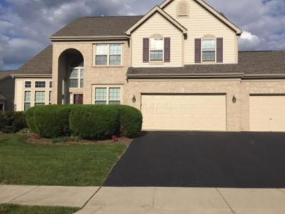 Dublin Single Family Home Contingent Finance And Inspect: 5118 Silver Woods Lane