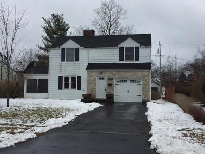Upper Arlington Single Family Home Contingent Finance And Inspect: 2241 Edington Road