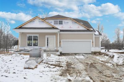 Pickerington Single Family Home For Sale: 12098 Herons Landing Drive NW #Lot 5