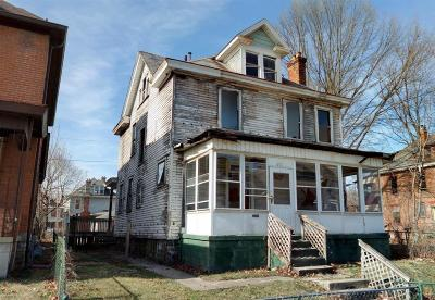 Columbus Single Family Home For Sale: 691 S 22nd Street