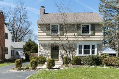 Single Family Home For Sale: 4351 Olentangy Boulevard