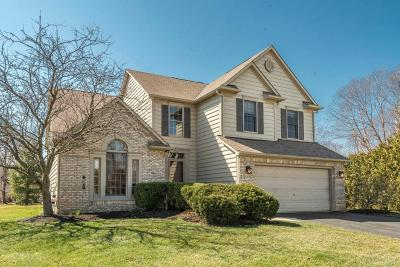 Westerville Single Family Home For Sale: 6260 Legends Court