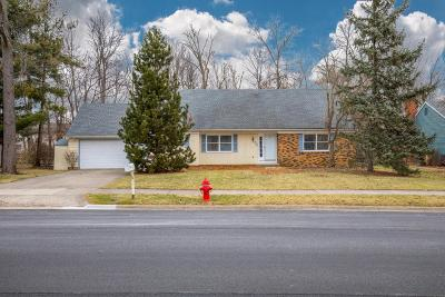 Westerville Single Family Home For Sale: 58 Spring Hollow Lane