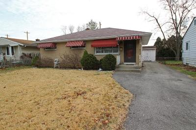 Single Family Home For Sale: 4200 Maplegrove Drive