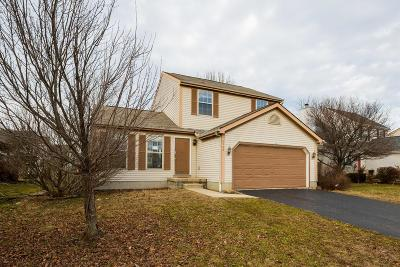 Galloway Single Family Home For Sale: 8536 Cadence Drive